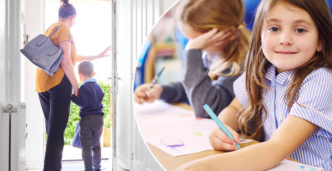 How to get your child ready for the new school year (stock images)
