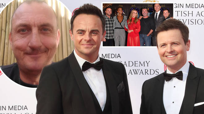 Ant and Dec have paid tribute to Ian Royce