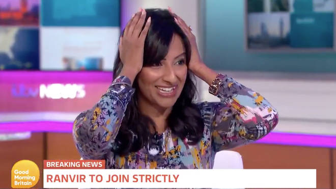 Ranvir Singh has joined the Strictly Come Dancing 2020 line-up