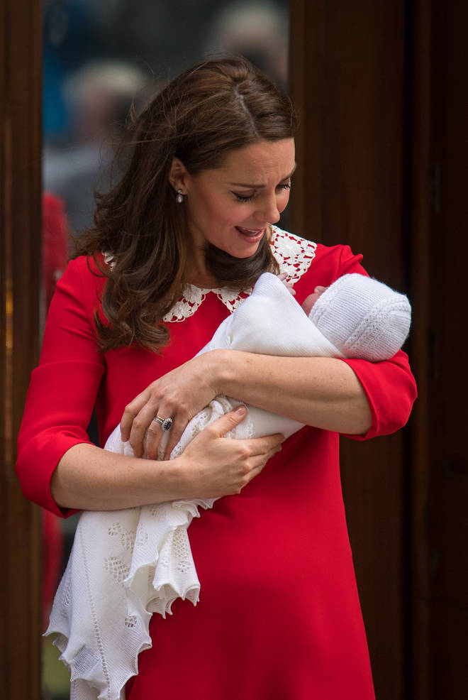 Kate Middleton's maternity leave is coming to an end.