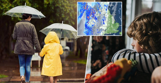 The weather is set to take a turn for the worse