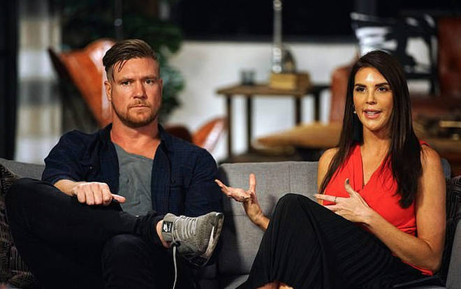 Dean Wells and Tracey Jewel from Married at First Sight