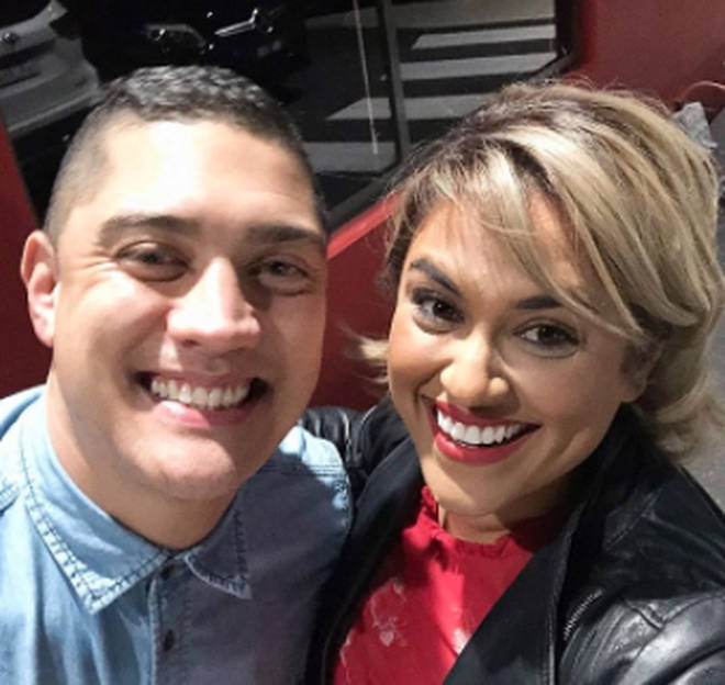 Charlene Perera and Patrick Miller from Married at First Sight