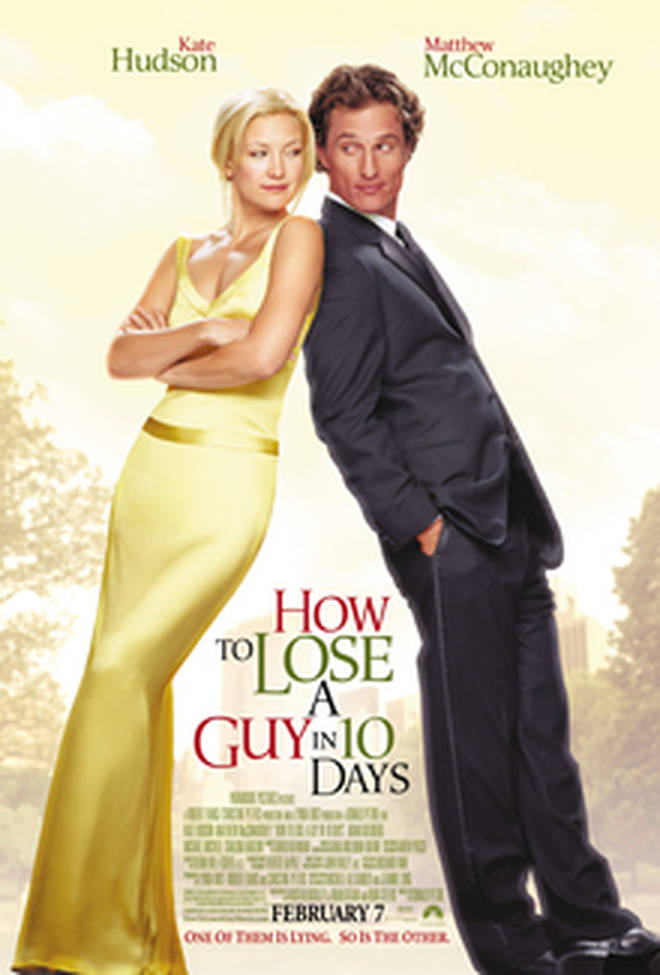 How to Lose a Guy in 10 Days was released 17 years ago