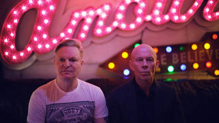 Don't miss iconic duo Erasure when they tour the UK in 2021