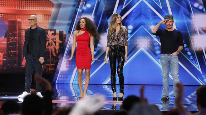 Mel B and Simon Cowell will judge the competition