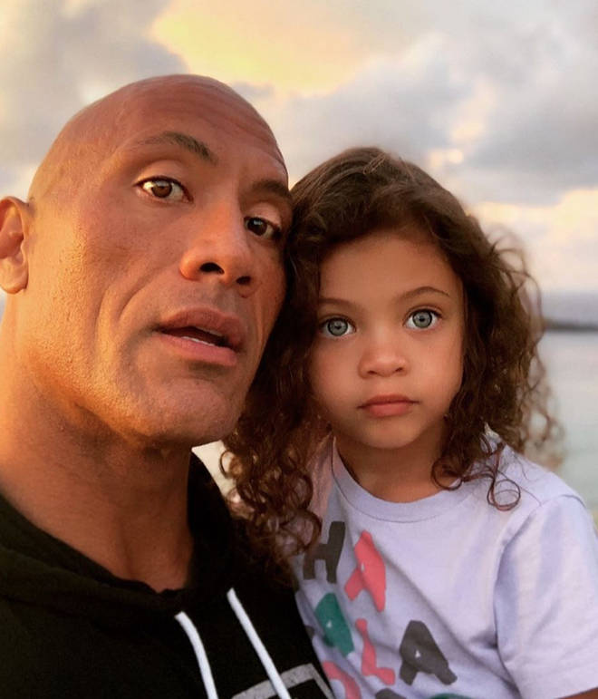 Dwayne Johnson said he wished it was 'just him' that had tested positive for COVID-19