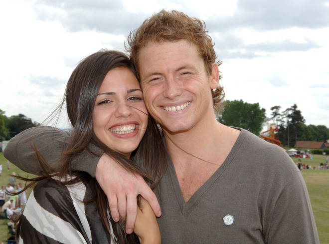 Joe Swash and ex Emma Sophocleous welcomed Harry in 2007