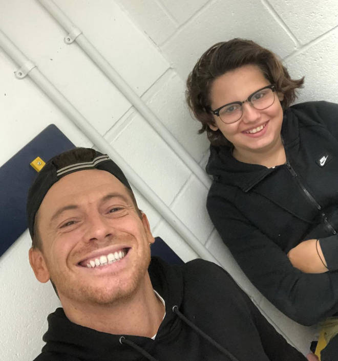Joe Swash said the money he spent in court for Harry was the best he had ever spent