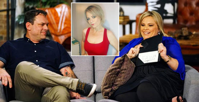 Jo McPharlin and Sean Donnelly from Married at First Sight Australia