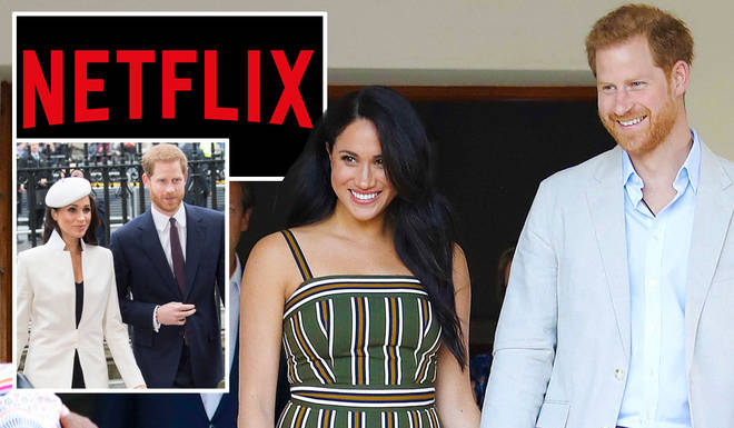 Meghan and Harry have reportedly founded their own production company