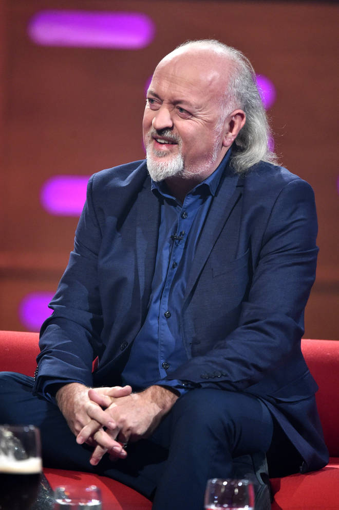 Bill Bailey will be taking to the dance floor