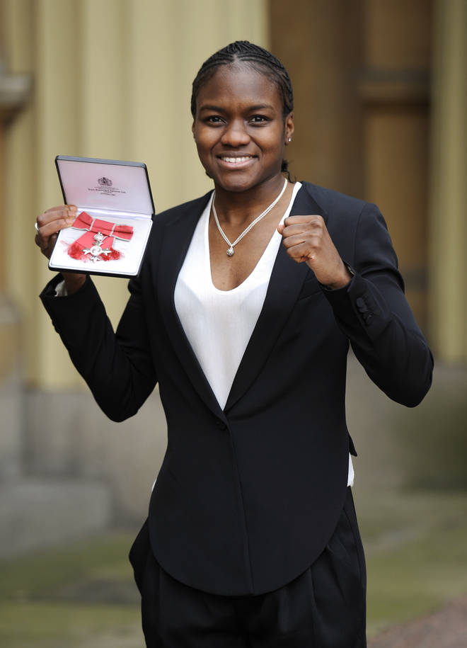 Nicola Adams will be in the first Strictly same-sex dance couple