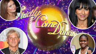 Strictly Come Dancing's first contestants have been revealed