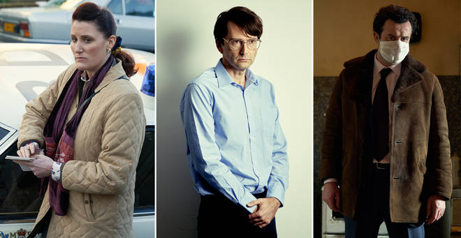 David Tennant is playing serial killer Dennis Nilsen in the new ITV drama