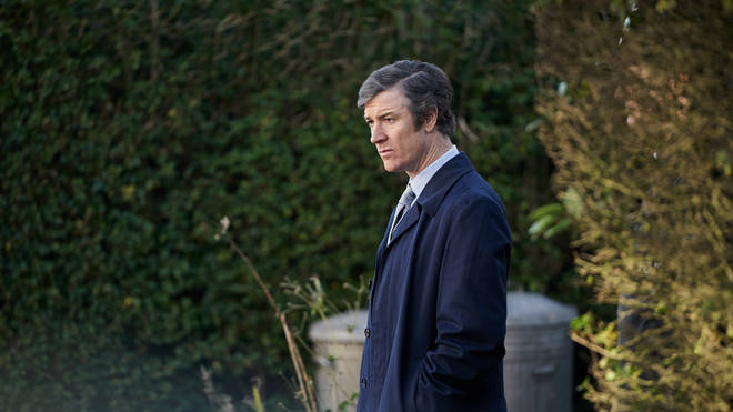 Barry Ward plays Detective Steve McCusker in ITV's Des