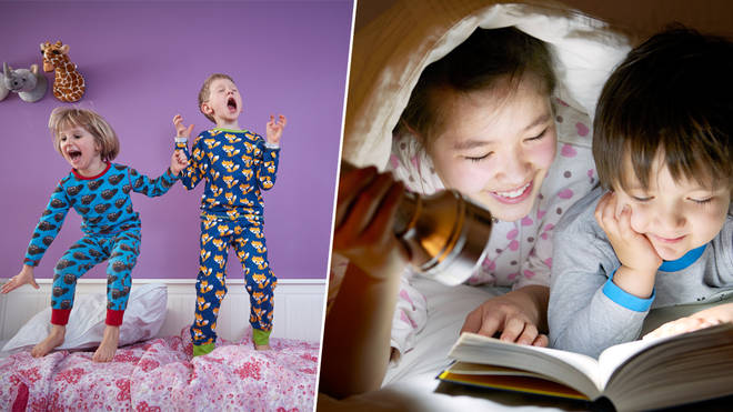 Parents spend nine days a year putting their kids to bed