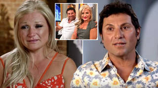 Gabrielle Bartlett and Nasser Sultan on Married at First Sight Australia