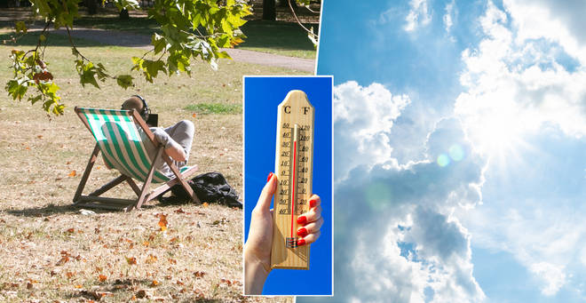 The summer weather is back for September