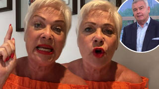 Eamonn Holmes tells Denise Welch to 'calm down' as she unleashes furious rant over coronavirus scaremongering