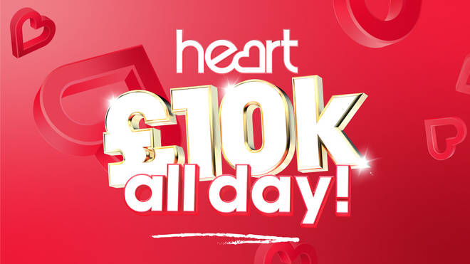 Here's all the rules and FAQs for Heart's £10k All Day