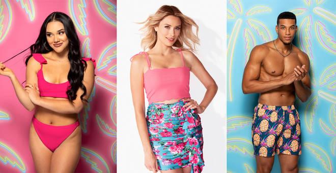 Love Island USA is airing on ITV2