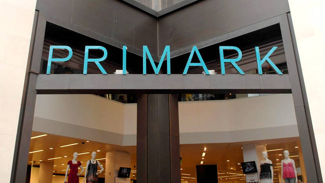 Primark has seen a drop in sales