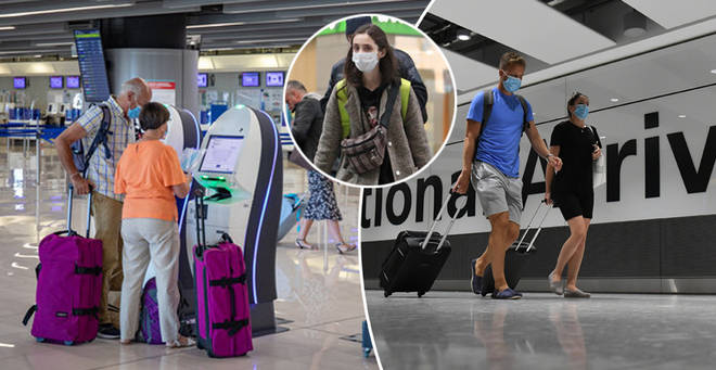 The quarantine could be slashed from 14 days to eight