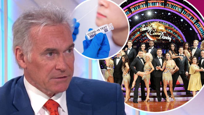 Dr Hilary has spoken out on the reported Strictly Come Dancing coronavirus outbreak