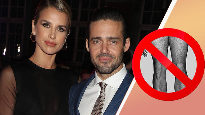 Vogue Williams made the eye-opening admission about husband Spencer on this week's podcast