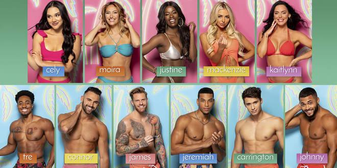 Meet the cast of Love Island USA