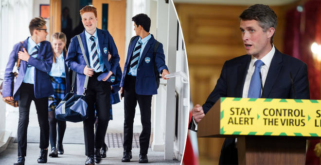 The Education Secretary has said pupils may need to go in on Saturdays
