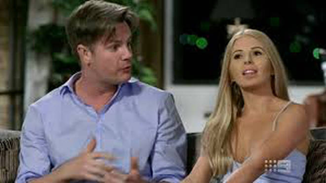 Troy and Ashley split before the Married at First Sight Australia final