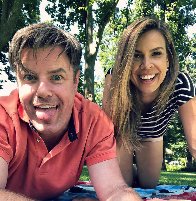 Carly and Troy from Married at First Sight dated for nine months