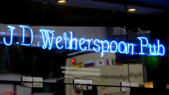 Is Wetherspoons still doing half price food?