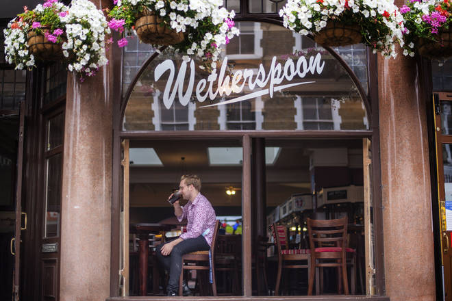 Diners at Wetherspoons pubs can still enjoy money off their food between Monday and Wednesday