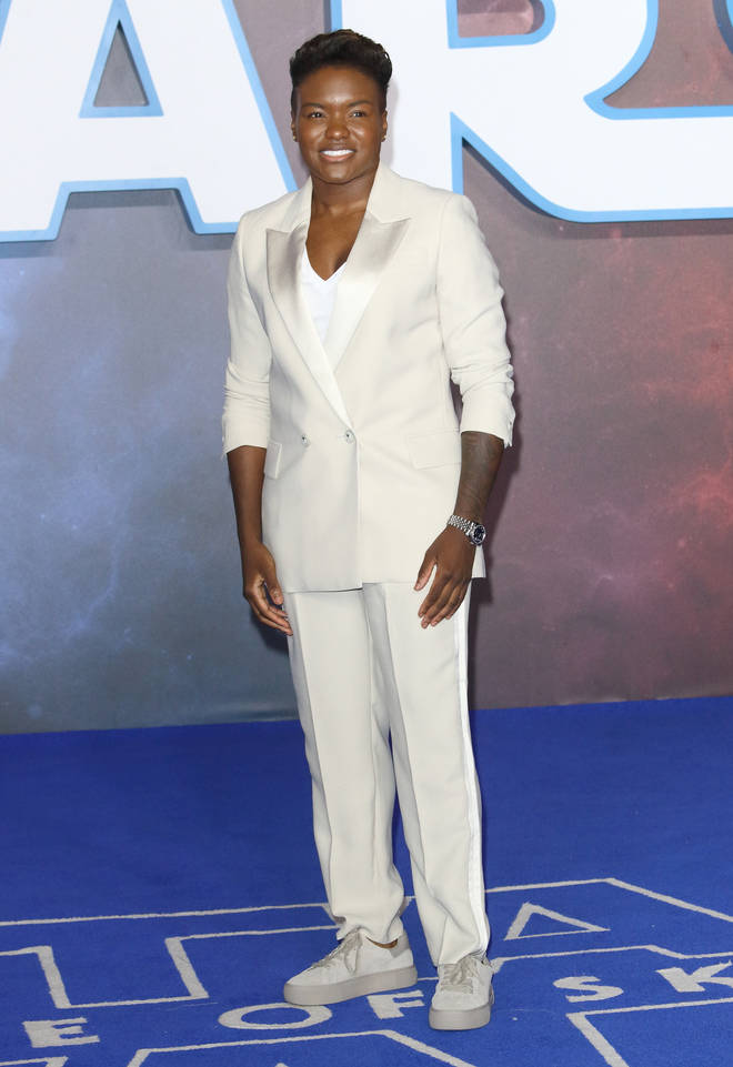 Nicola Adams is appearing on Strictly this year