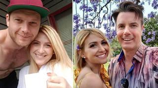 Mathew Lockett and Alycia Galbraith appeared on Married at First Sight Australia