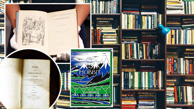 These old books could fetch you thousands of pounds
