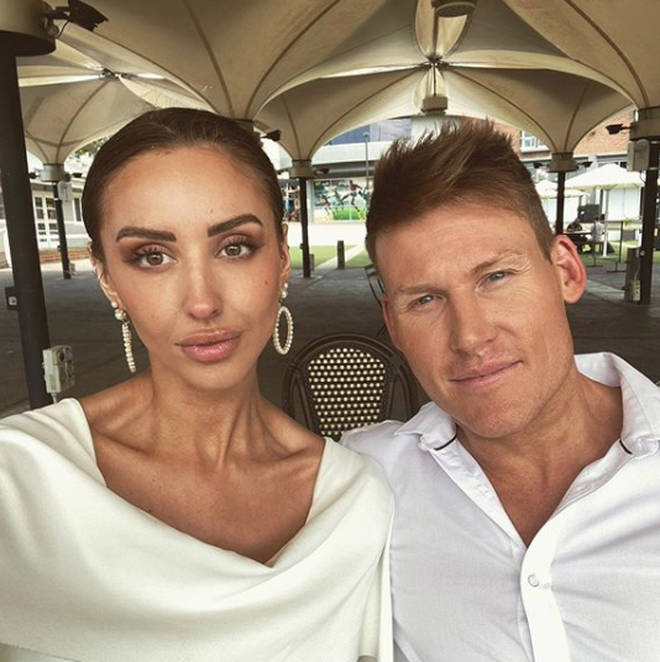 Elizabeth Sobinoff and Seb Guilhaus got together on Married at First Sight Australia 2020