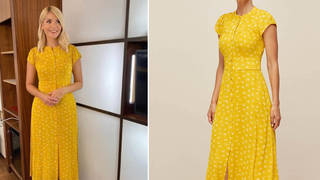 How to get Holly Willoughby's Whistle's dress