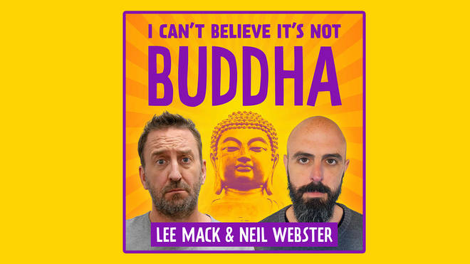 Lee Mack is going on a spiritual journey... care to join him?