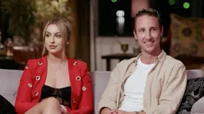 Aleks Markovic and Ivan Sarakula on Married at First Sight Australia