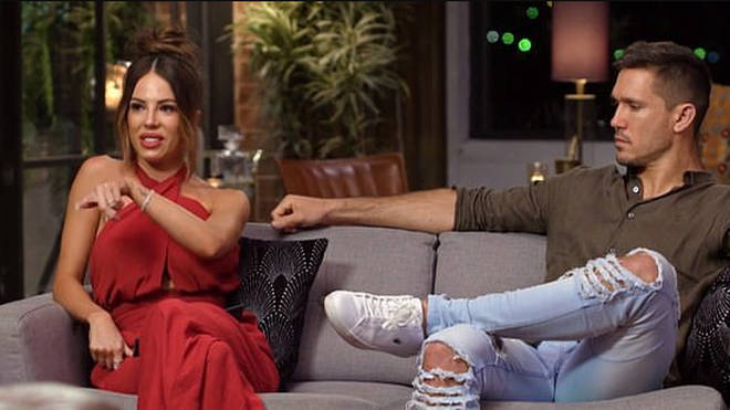 KC Osborne and Drew Brauer on Married at First Sight Australia
