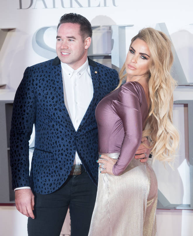 Kieran Hayler has revealed that Katie Price made him take a paternity test after their son was born