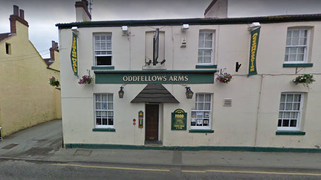 The Oddfellows Arms has banned under 25s over coronavirus fears