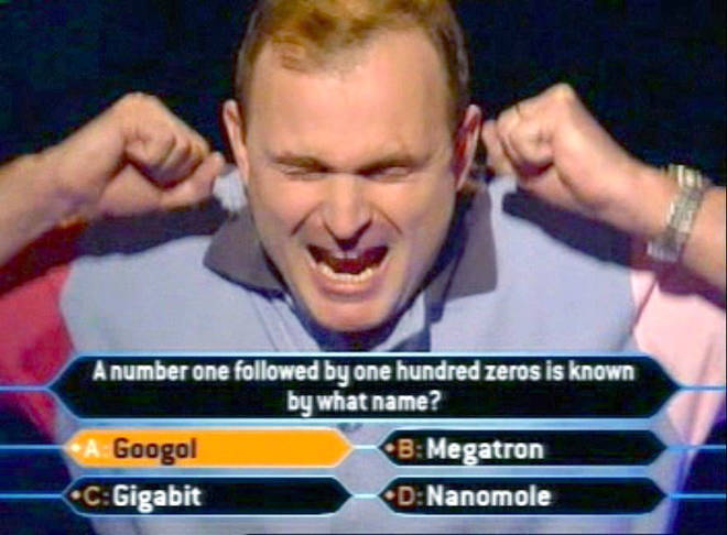 Charles Ingram had his Who Wants To Be A Millionaire cheque destroyed
