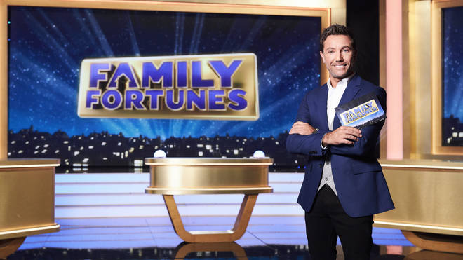 Gino D'ACampo is fronting the new series of Family Fortunes