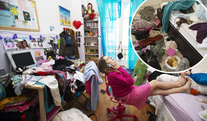Could your messy room earn you a new bed?