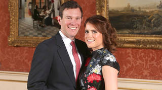 Princess Eugenie and Jack Brooksbank are getting married on 12th October.